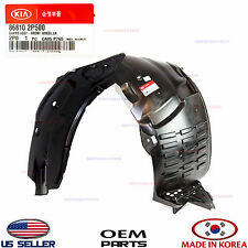 FENDER LINER FRONT LEFT SIDE GENUINE!!! FOR KIA SORENTO 2014-2015 868101U500