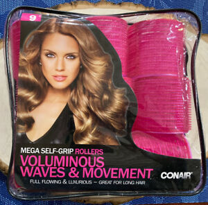 Conair Rollers Voluminous Waves And Movement Large Great For Long Hair