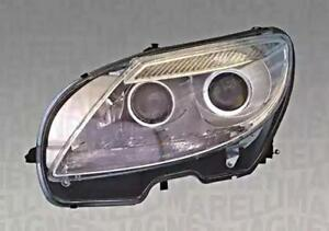 Infrared Light Headlight Curve Light Left Fits MERCEDES S Class W216 Coupe 06-10