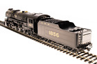 Steam Locomotive HO USRA Heavy Mikado L&N Paragon3 DC DCC Broadway Limited 5548