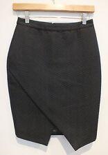 CAMILLA & MARC 'Cambridge Wrap Skirt' - size Aus 6