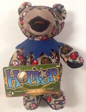 "Grateful Dead Bean Bear HOMER, Liquid Blue 7"" Collectible Plush"