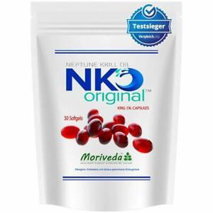 NKO olio di krill capsules astaxantina, vitamina E, colina, fosfolipidi 30 Pezzi