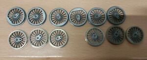 ROMFORD various sizes from 20mm WHEELS as per listing insulated and non