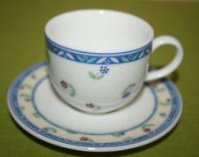 Adeline Espressotasse mit Untertasse / Mokkatasse Villeroy & Boch