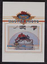 1993 Topps Stadium Club 5x7 Master Photo Patrick Roy Montreal Canadiens