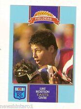 1993 FIELDERS RUGBY LEAGUE CARD - LUKE RICKETSONL, EASTERN SUBURBS ROOSTERS