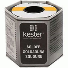 "Kester 24-6337-0007 44 Ra Solder Wire .015"" Dia. Core Size-66 NEW!!!"