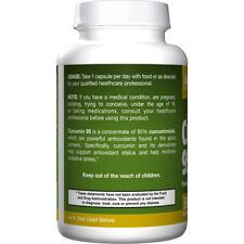 Curcumine 95, 500mg X 60VCaps, Anti-inflammatoire, Joints, Jarrow Formulas