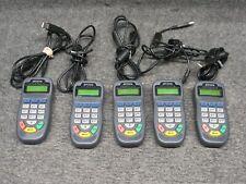 *Lot of 5* Idtech Idpa-506100Y SecurePin Payment Terminal Keypad W/ Usb