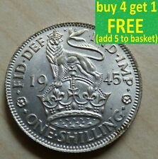 More details for george vi 1 shilling english scottish coins choose your date from 1937-1951