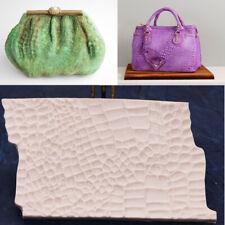 Animal Skin Silicone Fondant Mould Cake Decorating Baking Border Embosser Mold