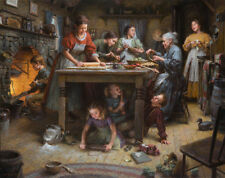 Morgan Weistling FAMILY TRADITIONS, MasterWork™ giclee canvas #15/15