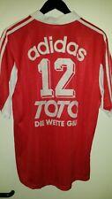 Adidas Vintage in Fußball Trikots von Deutschen Vereinen