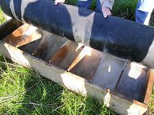 Rubber Livestock Feeder Lining