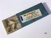 4 x Wendeplatten/Abstechplatten WNT / GX24-3E4 / CWN40 / 70350436