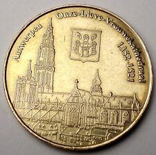BELGIAN HERITAGE 2009 Vrouwekathedraal, Collectors Coin, Token 31mm 12g K6.2