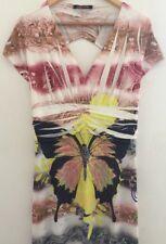 Roberto Cavalli Dress Size 12/14