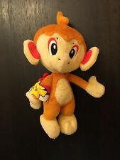 Pokemon Chimchar 8 Inch Plush