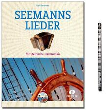 Seemannslieder für steirische Harmonika in Griffschrift - JP6624 - 9790201466248