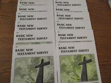 PACES Basic New Testament Survey set (97-108 + score keys)