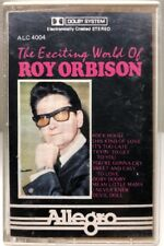 The Exciting World Of Roy Orbison Cassette Tape ALC 4004