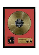 "RGM1012 The Beatles Rubber Soul Gold Disc 24K Plated LP 12"""