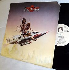 DOG SOLDIER self titled 1975 PROG progressive Rock lp with KEEF HARTLEY