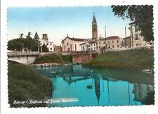ODERZO ( Treviso )  -  Riflessi sul Fiume Monticano