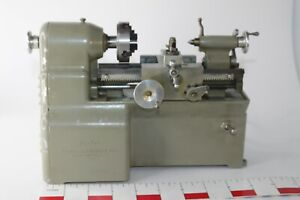 ManSon Small Machines Inc. metal lathe for machinists gunsmiths watchmakers