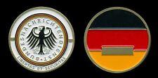 Challenge Coin - German BND Bundesnachrichtendienst - Intelligence Service