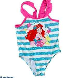 Little Mermaid Disney Baby Swimsuit Sz 24 mos