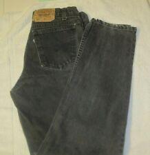 Levi Black Jeans 550 W-31 x L-32
