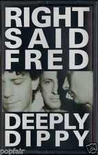 RIGHT SAID FRED - DEEPLY DIPPY 1992 UK CASSINGLE