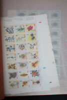 Saudi Arabia Mint 1970's to 1980's Stamp Collection