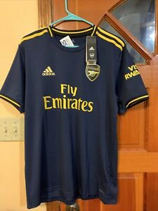 ADIDAS Arsenal  Soccer Jersey Size Large New With Tags authentic