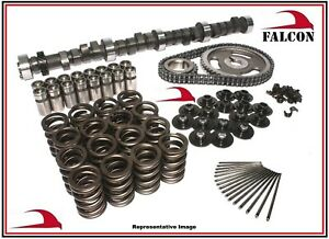 Chevy 327 350 350hp Ultimate Cam K Kit Springs Timing Push Rods 222/223 Stage 2