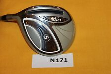 Adams IDEA 5 Fairway Wood Ladies Women Graphite Golf Club LH N171