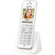 AVM FRITZ!Fon C4 DECT-Schnurlostelefon für alle FRITZ!Box-Modelle mit DECT-Basis