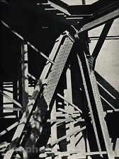 1919/66 LIVERPOOL CATHEDRAL Architecture Construction Art ~ ALVIN LANGDON COBURN