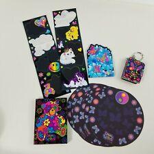 Lisa Frank Dream writers stationary set blossom bear address book keychain