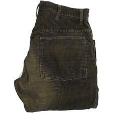 G-Star Elwood Men Brown Straight Regular Jeans W34 L34 (52606)