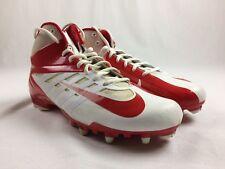 Nike Nike Vapor Pro - White/Red Cleats (Men's 12.5) - Used