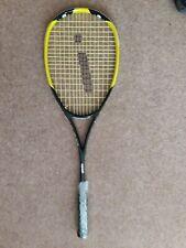isquash - Squash racket  ZOOM - NEW- 100% Graphite - Like Wilson, Dunlop etc