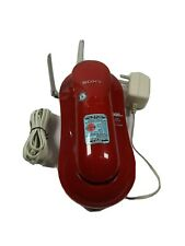 Sony Cordless Telephone Hot Red  Model SPP -N1000