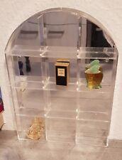 Setzkasten Parfüm Miniaturen Plexiglas, Acrylglas