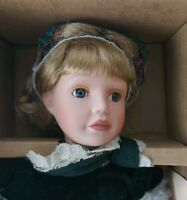 """New In Box Yesterdays' Child The Doll Collection Boyds 4820 Noel Porcelain 12"""""""