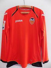 2011 2012 Joma CF Valencia Football Club Goalkeeper Soccer Camiseta Shirt Adults
