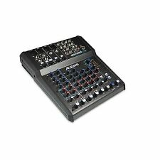 Alesis Multimix 8 USB Audio Interface Mixing Desk Console With FX
