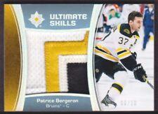 Cartes de hockey sur glace Upper Deck boston bruins